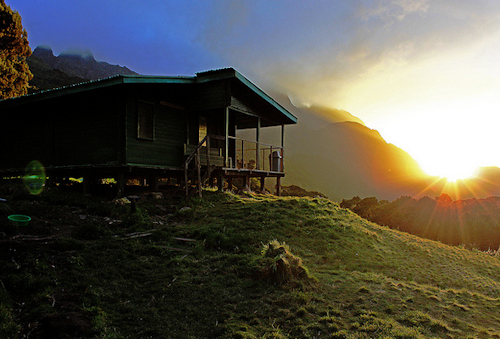 Rwenzori Accommodation